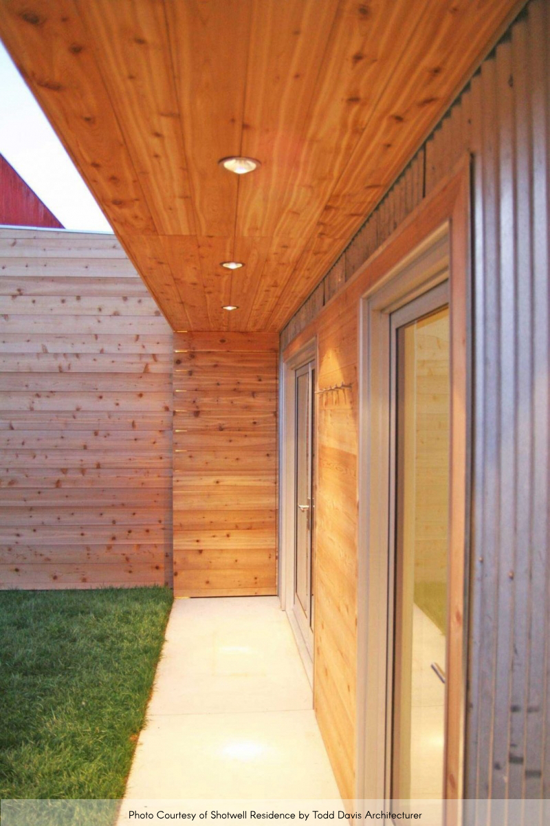Paneling And Siding Vancouver Specialty Cedar Ltd